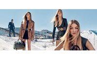 Gigi Hadid vedette de la campagne Versace printemps-été 2016