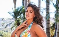 Ashley Graham dives into 2020 with a new Swimsuits for All collection