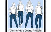 Bonprix etabliert digitalen Jeans-Berater