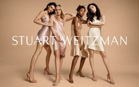 Stuart Weitzman unveils first look at new four-part Spring 2019 campaign