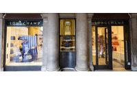 Longchamp inaugura una nuova boutique a Firenze e punta a nuove città d'arte italiane