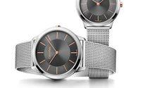 Calvin Klein e Stroili insieme per capsule di orologi