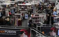 2,000 people visit London fairs Texfusion and TLPDF