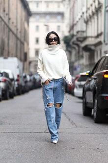 Street Fashion Milano N299
