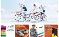Netrada launcht Lacoste Onlineshop