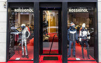 Rossignol inaugure un pop-up store à Paris