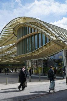 Forum Des Halles Nouveau