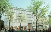 Erste Entwürfe für das KaDeWe in Wien
