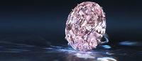 El comprador del diamante rosa de 83,2 millones de dólares es la firma Isaac Wolf