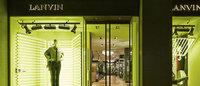 ランバンの旗艦店、銀座4丁目に移転オープン