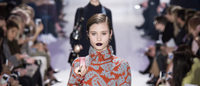 Dior's dark looks, Miyake's 'Beyond' pleats on offer at Paris fashion