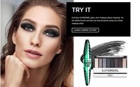Coty launches first app-free AR makeup try-on experience