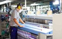 Têxtil cria mais emprego e valor acrescentado