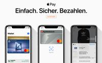Partnerbanken von Apple Pay in Deutschland bekannt