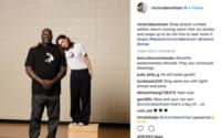 Victoria Beckham colabora con Reebok en una colección inspirada en Shaquille O'Neal