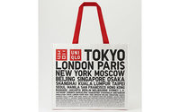 Uniqlo introduces recycled, paid-for shopping bags
