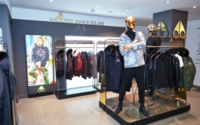 Moose Knuckles opens pop-up at Harrods