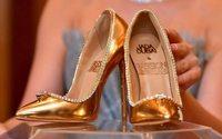 A Dubaï, une paire de chaussures à 17 millions de dollars exposée