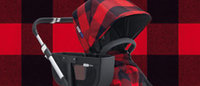 バガブー×ペンドルトン ネイティブアメリカン柄のベビーカーグッズ発表