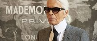 Karl Lagerfeld recevra un prix d'honneur lors des British Fashion Awards