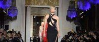 Versace a ouvert le bal des défilés haute couture en célébrant les courbes féminines