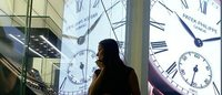 瑞士手表出口量连续第九个月下滑香港市场严重衰退暴跌38%