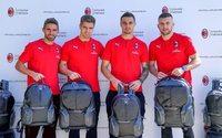 Piquadro rinnova la partnership con l'AC Milan