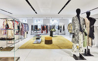 Harvey Nichols unveils new women's designer floor