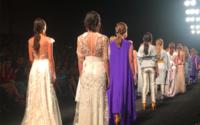 Isabel Henao cierra con broche de oro la semana de la moda de Colombia