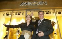 Flotter Vierer an der Führungsspitze von Marc Cain