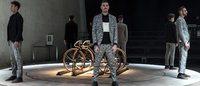 Pitti Uomo 87: sfila in Dogana la collezione 'Arrivo'