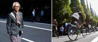 ツイードを着て自転車に乗る「ツイードラン」東京と名古屋で拡大開催