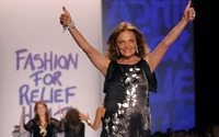 Diane von Furstenberg unveils 360 virtual shopping experience with Salesforce