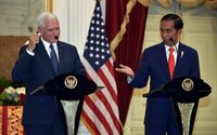 U.S. Vice President Pence says seeks fairer trade with Indonesia