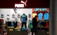 Güçlü birinci çeyreğin ardından Puma'nın karında artış