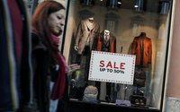 Partenza fiacca per i saldi invernali, prevista contrazione del 7%