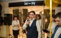 Российский бренд He has 34 открыл свой первый бутик