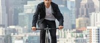 First 'smart' jean jacket for urban cyclists