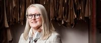 First female master tailor cuts through on London's Savile Row