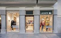 Lacoste lleva su concepto Le Club a la calle Serrano de Madrid