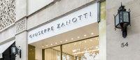 Giuseppe Zanotti opens new US store in Dallas