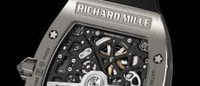 Luxury watchmaker Richard Mille to unveil extra flat timepiece
