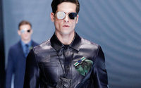 Emporio Armani and Gucci explore their possibilities at Milan menswear fashion week