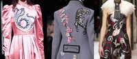Trendstop: Key Print Trends from the Fall/Winter 2016-17 Catwalks