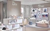 Dior пришел в ЦУМ