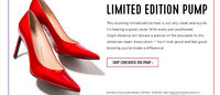 Zappos and Virgin America partner on charity shoe