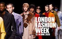 La London Fashion Week dévoile le calendrier provisoire de sa première édition 100 % numérique