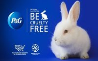 Procter & Gamble backs the eradication of animal testing