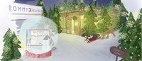 Tommy Hilfiger: un pop-up a Milano per celebrare le festività natalizie