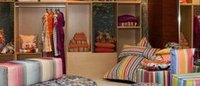 Missoni Home открылся в ТЦ Dream House
